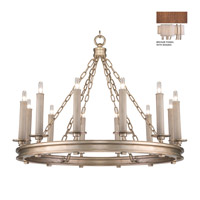 Cienfuegos 12 Light 34 inch Antiqued Bronze Chandelier Ceiling Light