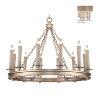 Cienfuegos 12 Light 34 inch Weathered Gray Patina Chandelier Ceiling Light