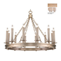 Cienfuegos 12 Light 34 inch Soft Gold Chandelier Ceiling Light