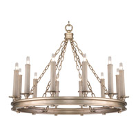 Cienfuegos 12 Light 31 inch Soft Gold Chandelier Ceiling Light