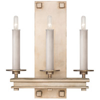 Fine Art Lamps 888950-3ST Cienfuegos 3 Light 14 inch Gold Wall Sconce Wall Light