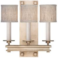 Fine Art Lamps 888950-31ST Cienfuegos 3 Light 15 inch Gold Sconce Wall Light