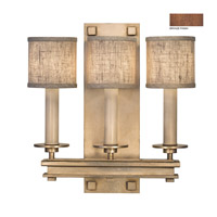 Cienfuegos 3 Light 15 inch Antiqued Bronze Wall Sconce Wall Light