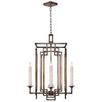 Fine Art Lamps 889040-1ST Cienfuegos 4 Light 22 inch Bronze Chandelier Ceiling Light
