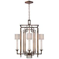 Fine Art Lamps 889040-11ST Cienfuegos 4 Light 24 inch Bronze Chandelier Ceiling Light