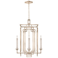 Fine Art Lamps 889040-2ST Cienfuegos 4 Light 22 inch Gray Chandelier Ceiling Light