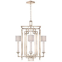 Fine Art Lamps 889040-21ST Cienfuegos 4 Light 24 inch Gray Chandelier Ceiling Light