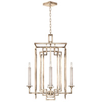Fine Art Lamps 889040-3ST Cienfuegos 4 Light 22 inch Gold Chandelier Ceiling Light