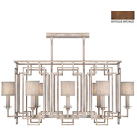 Fine Art Lamps 889240-11ST Cienfuegos 8 Light 44 inch Bronze Chandelier Ceiling Light