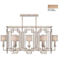 Fine Art Lamps 889240-31ST Cienfuegos 8 Light 44 inch Gold Chandelier Ceiling Light