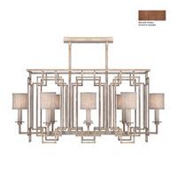 Fine Art Lamps 889240-1ST Cienfuegos 8 Light 42 inch Antiqued Bronze Chandelier Ceiling Light