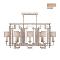 Fine Art Lamps 889240-3ST Cienfuegos 8 Light 42 inch Soft Gold Chandelier Ceiling Light