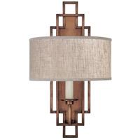 Fine Art Lamps 889350-11ST Cienfuegos 1 Light 14 inch Bronze Wall Sconce Wall Light