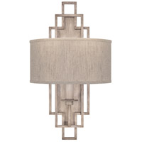 Fine Art Lamps 889350-21ST Cienfuegos 1 Light 14 inch Gray Sconce Wall Light