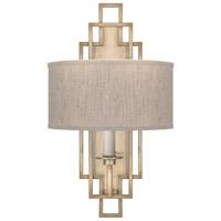 Fine Art Lamps 889350-31ST Cienfuegos 1 Light 14 inch Gold Wall Sconce Wall Light