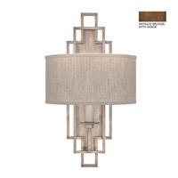 Fine Art Lamps 889350-11ST Cienfuegos 1 Light 14 inch Antiqued Bronze Wall Sconce Wall Light