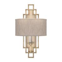Fine Art Lamps 889350-31ST Cienfuegos 1 Light 14 inch Soft Gold Wall Sconce Wall Light