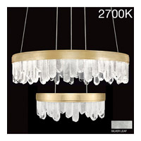 Lior LED 31 inch Silver Pendant Ceiling Light