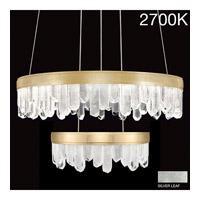 Fine Art Lamps 889640-11ST Lior LED 31 inch Silver Pendant Ceiling Light