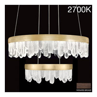 Lior LED 31 inch Bronze Pendant Ceiling Light