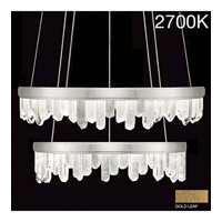 Fine Art Lamps 889740-21ST Lior LED 41 inch Gold Pendant Ceiling Light