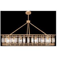 Fine Art Lamps 889940-2ST Westminster 14 Light 52 inch Gold Pendant Ceiling Light