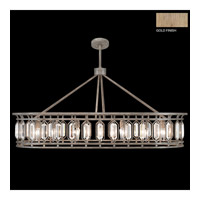 Westminster 14 Light 52 inch Gold Pendant Ceiling Light