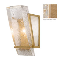 Fine Art Lamps 890750-22ST Crownstone 1 Light 7 inch Gold Wall Sconce Wall Light