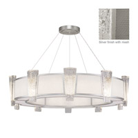 Crownstone 20 Light 45 inch Silver Pendant Ceiling Light