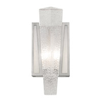 Fine Art Lamps 891150-11ST Crownstone 1 Light 7 inch Silver Wall Sconce Wall Light