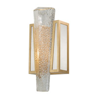 Fine Art Lamps 891150-21ST Crownstone 1 Light 7 inch Gold Wall Sconce Wall Light
