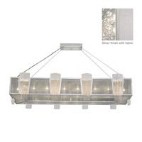 Fine Art Lamps 891240-11ST Crownstone 16 Light 52 inch Silver Pendant Ceiling Light
