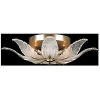 Fine Art Lamps 894140-2ST Plume 4 Light 28 inch Gold Flush Mount Ceiling Light