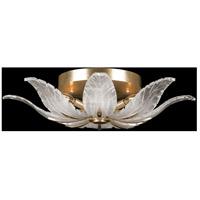 Fine Art Lamps 894140-21ST Plume 4 Light 28 inch Gold Semi-Flush Mount Ceiling Light
