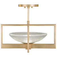 Modern Gold Semi-Flush Mounts