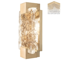 Gold Terra Wall Sconces