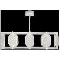 Fine Art Lamps 897240-11ST Allison Paladino LED 48 inch Silver Pendant Ceiling Light