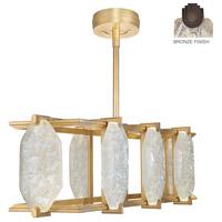 Fine Art Lamps 897240-31ST Allison Paladino LED 48 inch Bronze Pendant Ceiling Light