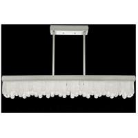 Fine Art Lamps 898940-1ST Lior LED 48 inch Silver Pendant Ceiling Light