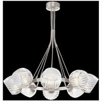 Fine Art Lamps 899240-110CL Nest 1 Light 39 inch Silver Pendant Ceiling Light