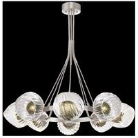 Fine Art Lamps 899240-110FG Nest 1 Light 8 inch Silver Pendant Ceiling Light