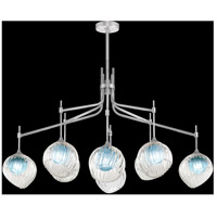 Fine Art Lamps 899340-1AQ Nest 1 Light 8 inch Silver Pendant Ceiling Light