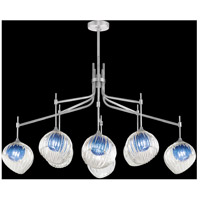 Fine Art Lamps 899340-1CO Nest 1 Light 8 inch Silver Pendant Ceiling Light