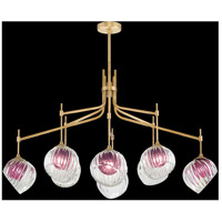 Fine Art Lamps 899340-2AM Nest 1 Light 8 inch Gold Pendant Ceiling Light