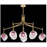 Fine Art Lamps 899340-2AM Nest 1 Light 8 inch Gold Pendant Ceiling Light