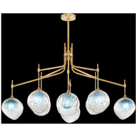 Fine Art Lamps 899340-2AQ Nest 1 Light 8 inch Gold Pendant Ceiling Light