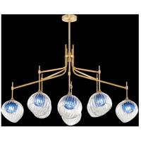 Fine Art Lamps 899340-2CO Nest 1 Light 8 inch Gold Pendant Ceiling Light
