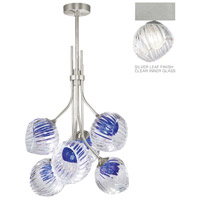 Fine Art Lamps 899440-1CL Nest 1 Light 8 inch Silver Pendant Ceiling Light