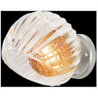 Fine Art Lamps 899650-1AB Nest 1 Light 8 inch Silver Wall Sconce Wall Light