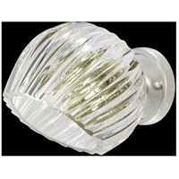 Fine Art Lamps 899650-1FG Nest 1 Light 8 inch Silver Wall Sconce Wall Light